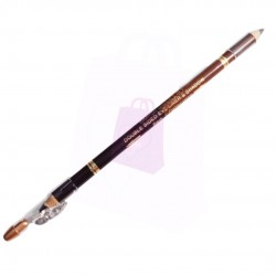 Double Sided Black and Brown Liner Pencil