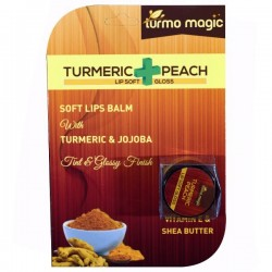 Turmeric Lip Balm