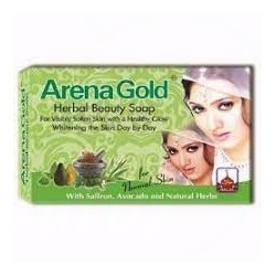 Arena Gold Herbal Beauty Soap