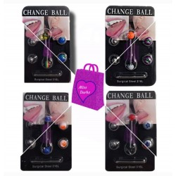 Change Ball Body Piercing Kit
