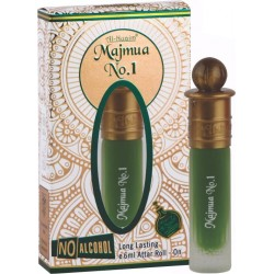 Al-Nuaim Majmua No 1 Attar Perfume Roll on