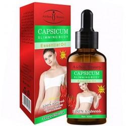 Aichun Beauty Capsicum Slimming Essential Oil