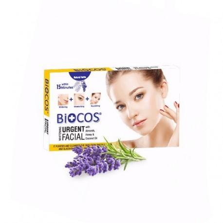 Biocos Urgent Whitening Facial