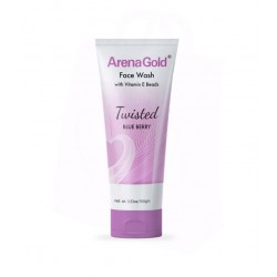 Arena Gold Blue Berry Face Wash