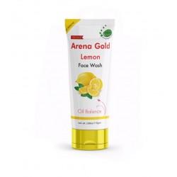 Arena Gold Lemon Face Wash