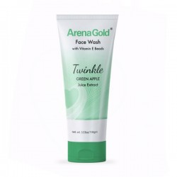 Arena Gold Green Apple Wash