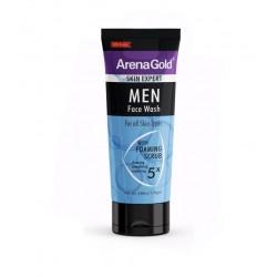 Arena Gold Skin Expert Men Face Wash