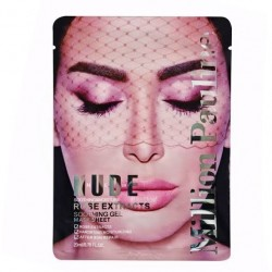 Million Pauline Nude Rose Extracts Soothing Gel Sheet Mask