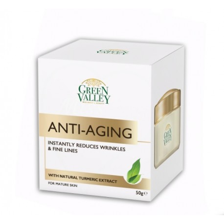 Green Valley Anti-Aging with Natural Turmeric Extract