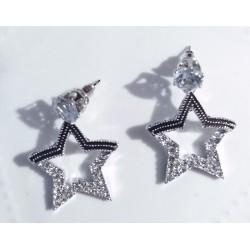 Star Bling Earrings