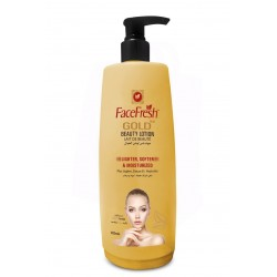 Face Fresh Gold Beauty Lotion