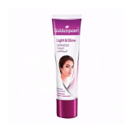 Golden Pearl Light & Glow Fairness Cream