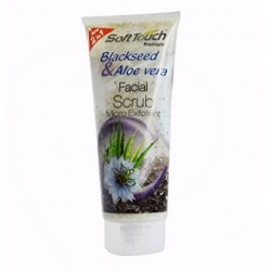 Soft Touch Blackseed & Aloe Vera Scrub